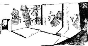 catal-huyuk mural