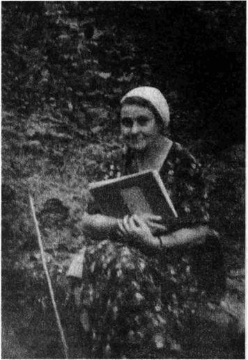 Анна Епифановна Алихова
