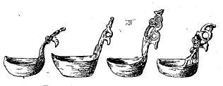 Деревянная резная посуда