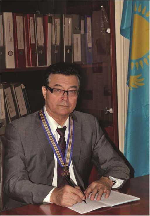 Карл Молдахметович Байпаков