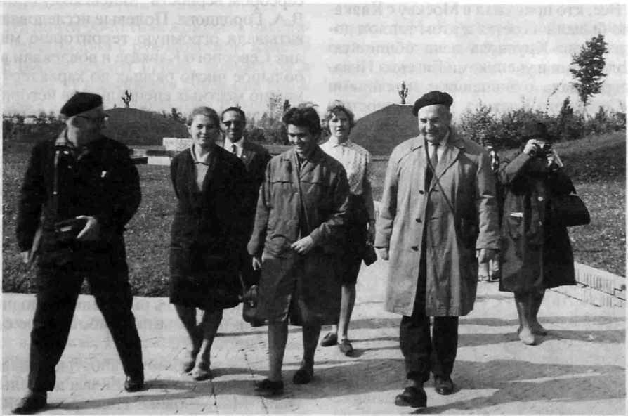 Рис. 3. Сремска Митровица. Югославия. 1965.