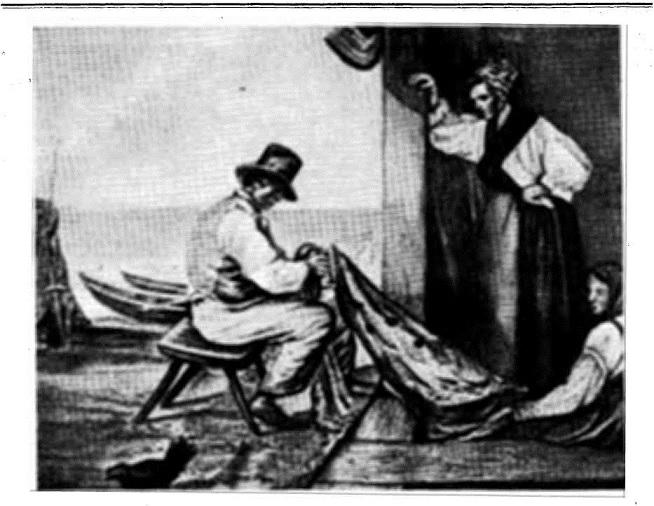 Семейство ливов-рыбаков (с рис. 1846 г.)
