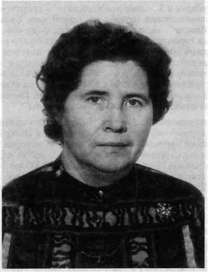 Валентина Ивановна Козенкова