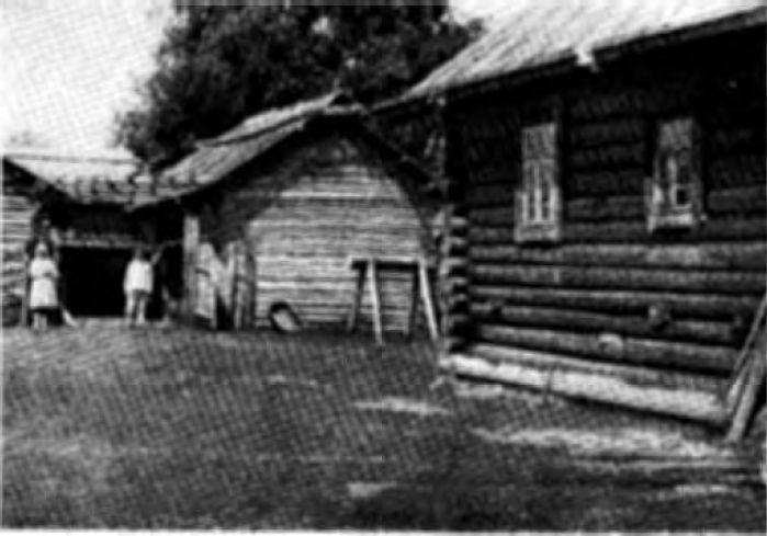 Дом марийского крестьянина