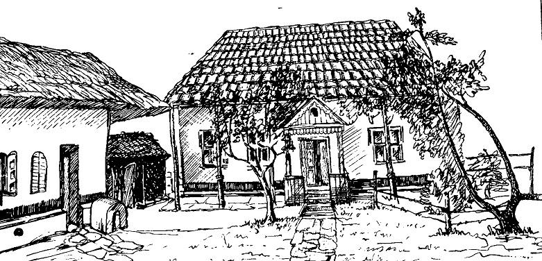 Дом молдавского колхозника