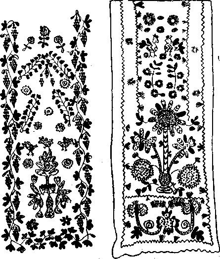 Украинский орнамент (вышивки)