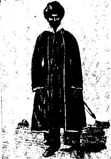 Туркмен (Сев. Кавказ)