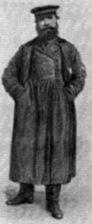 Одежда зажиточного крестьянина (2-я половина XIX в.)- (Тамбовская губ.)