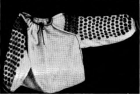 Верхняя часть южноукраинской женской рубахи (блузка)
