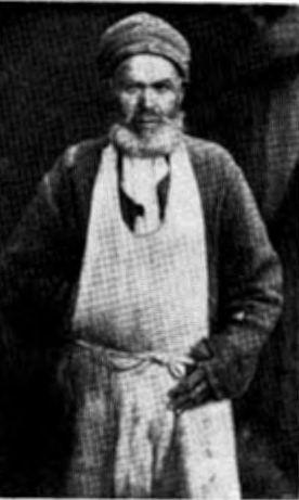 Одежда татарского крестьянина (фото 1927 г.)