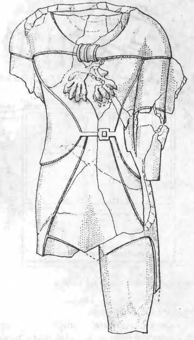 Акротирий архаич. храма Св. Омобоно