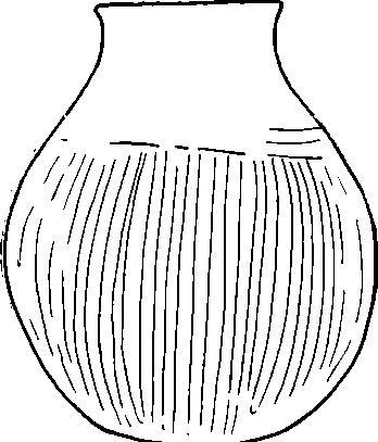 Рис. 6. Сосуд из Дур (Чехия)
