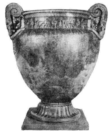 Рис. 7. Кратер из Викса