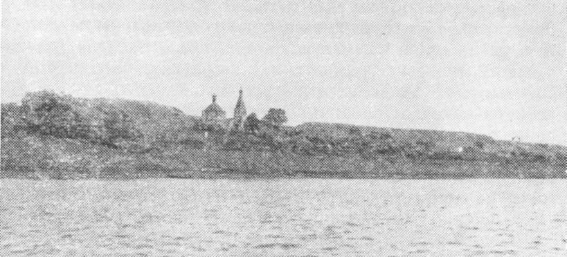 Рис. 18. Городище Старая Рязань. (Фото В. П. Даркевича)