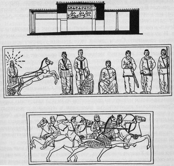 Архитектура и скульптура Халчаяна кушанского периода (по В.М. Массону)