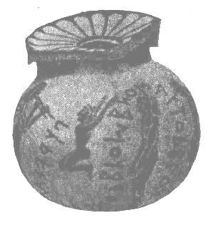 Рис. 4. Коринфский арибалл со сценой агона