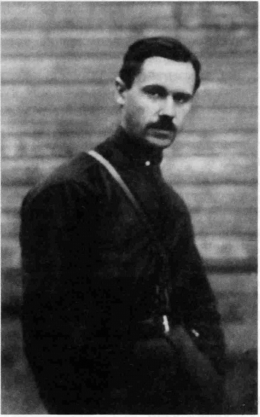 Рис. 2. О.Н. Бадер перед выездом в экспедицию, 20-е годы XX в.