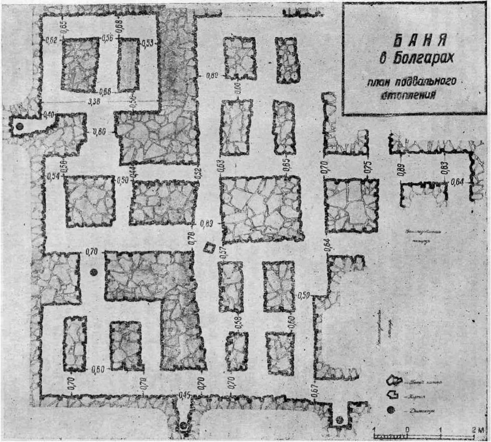 Баня в Болгарах