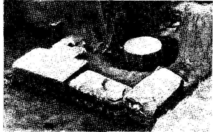 Рис. 1. Барабан колонны.