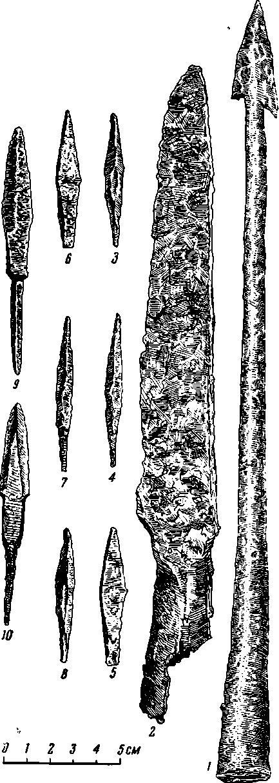 Рис. 9. Оружие