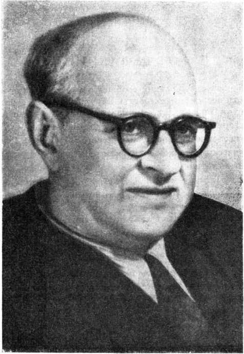 АЛЕКСАНДР НАТАНОВИЧ БЕРНШТАМ (1910-1976)
