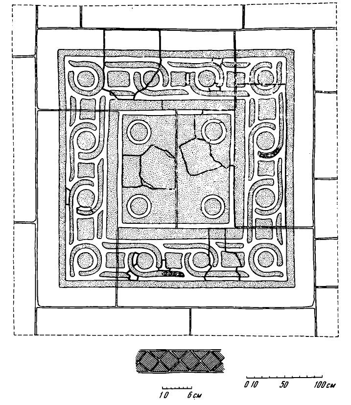 Рис. 9. Омфалий (реконструкция)