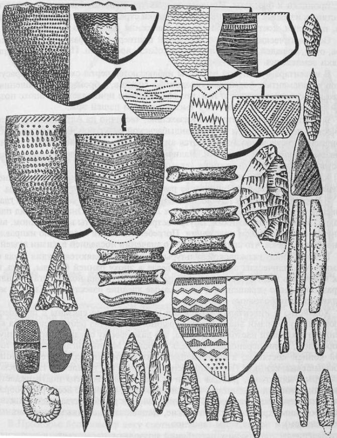 Ирменская культура (по В.И. Молодину, Т.Н. Троицкой)