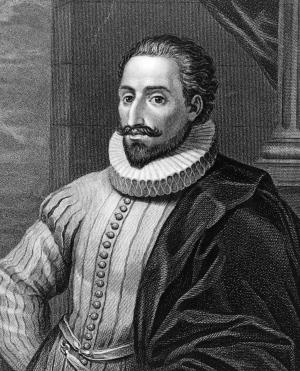 Мигель де Сервантес  (1547 — 1616) — всемирно известный испанский писатель.