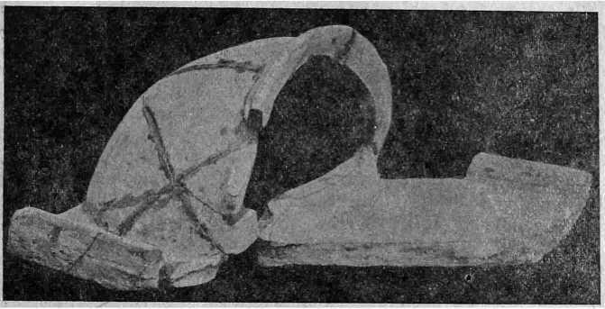 Рис. 9. Черепица с кровельным окном.