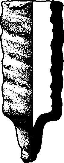 Рис. 40. Пустотелый керамический цилиндр