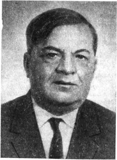 Г.Ф. Дефец (7.XII. 1905 — 19.1.1909)