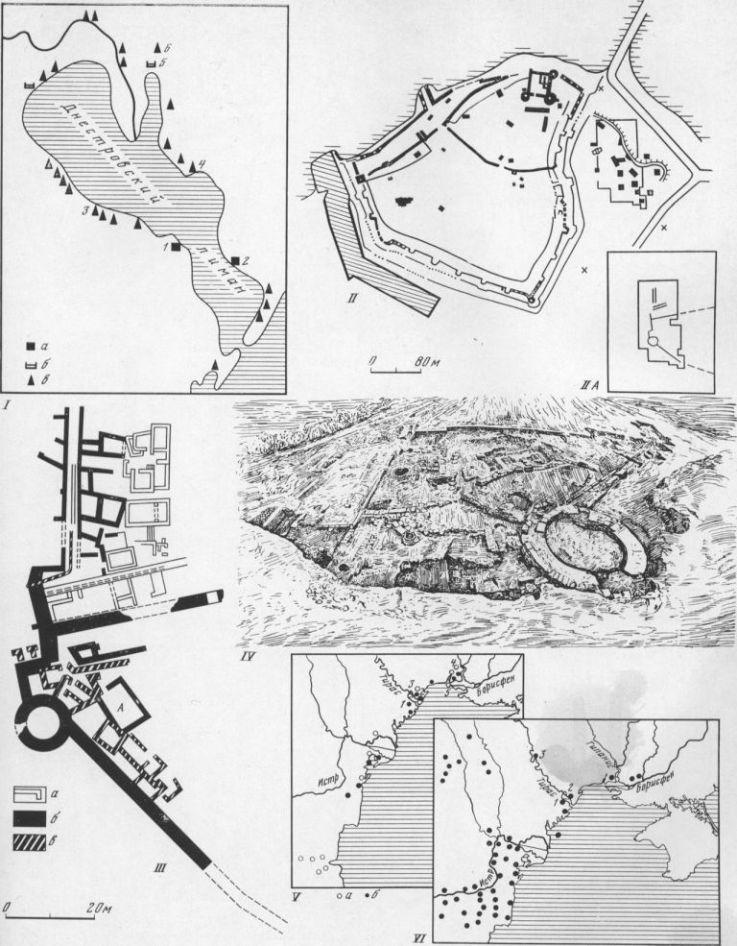 Таблица I. Карты-схемы и планы