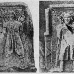 Рис. 25. Tropaeum Traiani бл. сел. Адамклисси (Добруджа). Пленный варвар.