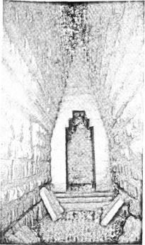 Рис. 23. Дромос Царського кургану