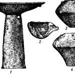 Рис. 50. Керамика дунайской культуры II периода. Лендель.