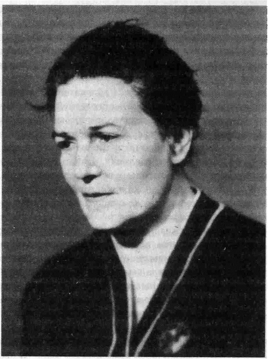 Мария Васильевна Фехнер