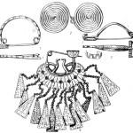 Рис. 23. Фибулы из Гальштатского могильника