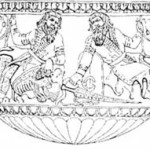 Рис. 8. Чаша з Гайманової Могили (за В. І. Бідзілею)