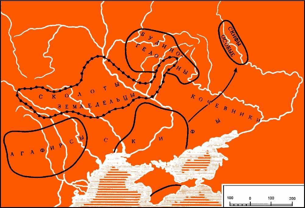 География генеалогических легенд