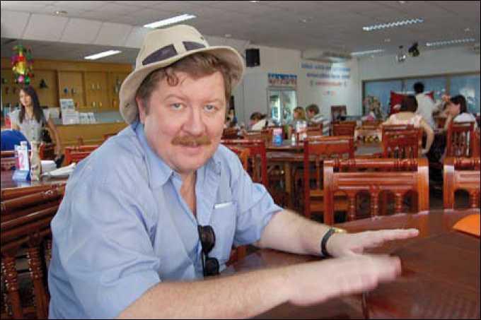 И.Г. Глушков. Таиланд. Март 2008 г.