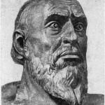 Рис. 52. Скульптурный портрет Ивана Грозного