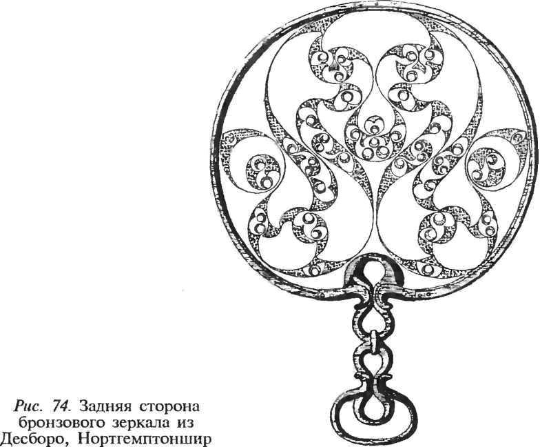 Кельтское зеркало