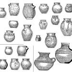 Рис. 4.49. Керамика савроматов