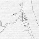 Рис. 20. Ладога. Схема расположения памятников.