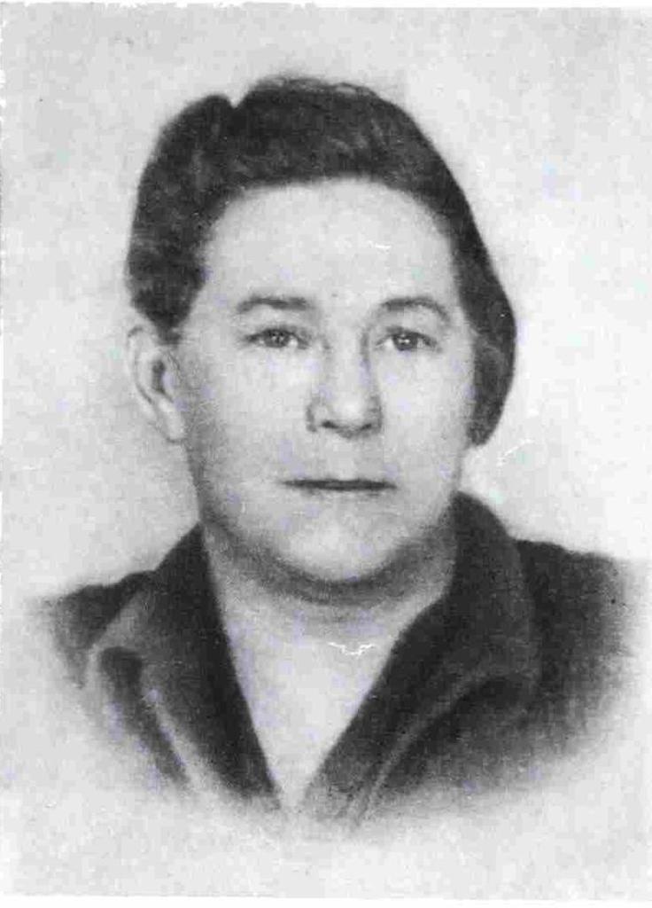 Елена Федоровна Лагодовская