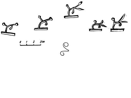Рис. 3. Развертка рисунков знаков
