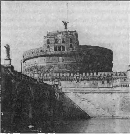 Рим. Мавзолей Адриана (Замок Св. Ангела)