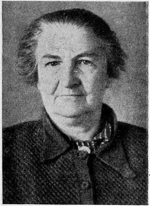 Мария Ивановна Максимова