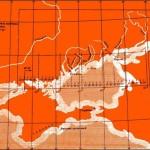 Побережье Меотиды по Птолемею (схема)
