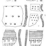 Рис. 2. Керамика поселения Битые Горки (1—7)